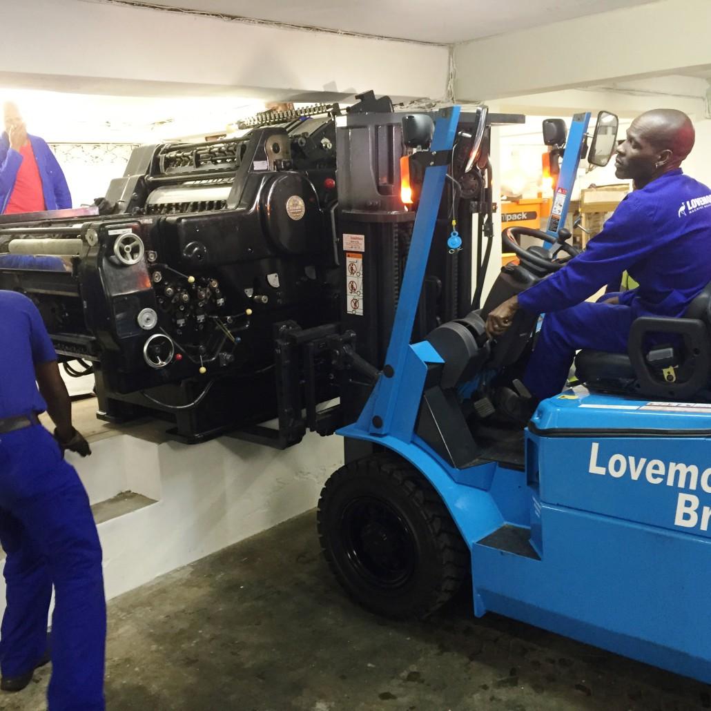 Lovemore Bros Richards Bay branch