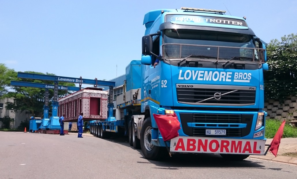 Lovemore Bros Lowbed and Heavy Rigging Divisions