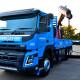 Lovemore Bros Crane Truck