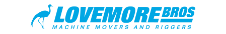 Lovemore Bros Machine Movers Riggers logo