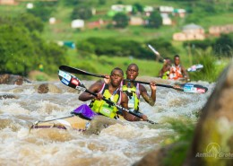 Dusi Canoe Marathon sponsored by Lovemore Bros