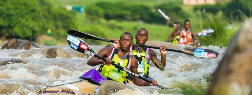 Dusi Canoe Marathon sponsored by Lovemore Bros
