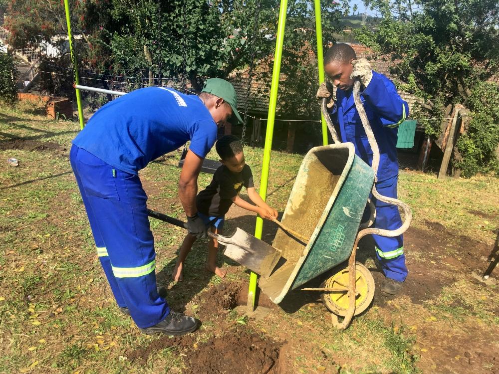 Lovemore Bros Durban Heavy Rigging community