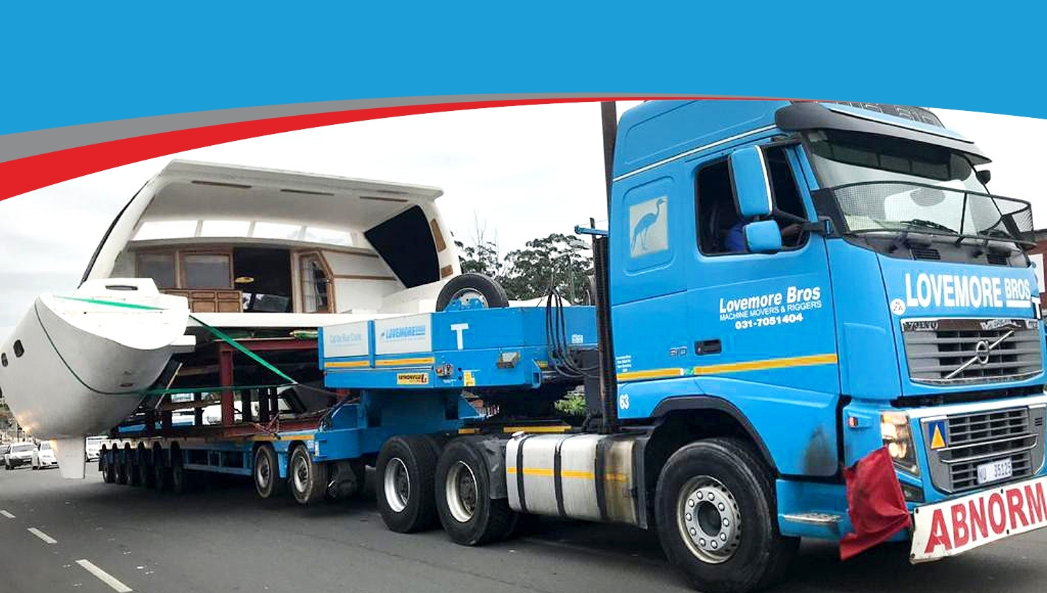LovemoreBros-Heavy-Lifting-Solutions-Durban-Lowbed-lifting-yaght1-news-header