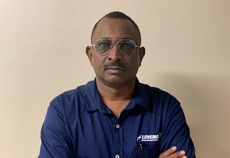 Kevin Naraidu